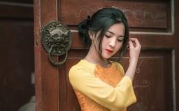 Vẻ đẹp hút mắt của cô gái 17 tuổi với 4 năm đi làm mẫu