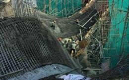 Vụ sập tại công trình xây trung tâm thương mại ở Sài Gòn: Thông tin mới nhất