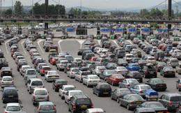 Những giải pháp chống tắc đường từng được áp dụng hiệu quả tại Pháp