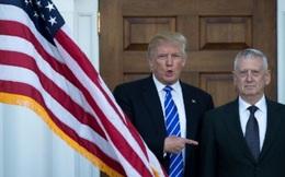 Bất đồng với ông Trump, tướng Mattis dọa không làm Bộ trưởng Quốc phòng