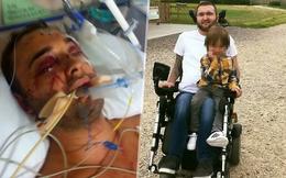 Câu chuyện về ông bố trẻ bị tai nạn ô tô là bài học chung cho mọi gia đình!