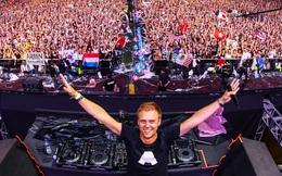 Armin van Buuren chính thức điền tên Việt Nam vào lịch lưu diễn