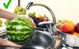 Có thể bà nội trợ chưa biết: Những thực phẩm không nên rửa trước khi nấu