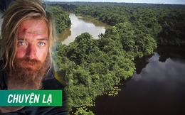 Chàng trai đi bộ 10.000km, vượt 2 lục địa đến tận rừng Amazon xuất hiện sau 5 năm mất tích