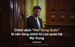 """NYT: Hứa tôn trọng chính sách """"Một Trung Quốc"""", Trump nhượng bộ trước sự im lặng của Tập"""