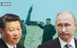 Học giả TQ: Triều Tiên phóng tên lửa, Nga-Trung mới là đối tượng chịu thiệt thật sự