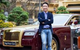 """""""Ông trùm"""" Rolls-Royce VN: Học Mỏ - Địa chất lại đi kinh doanh ô tô, và đây là nguyên nhân"""