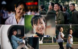 Bộ ảnh hiếm cho thấy một khía cạnh hoàn toàn khác về người dân Triều Tiên
