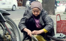 Cụ bà 88 tuổi vá xe trên phố Hà Nội và câu chuyện khiến nhiều bạn trẻ xấu hổ