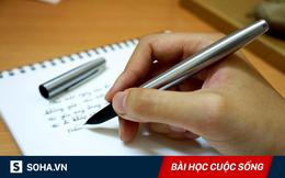 Lén cho vợ cũ khoản tiền lớn, người chồng khóc nức nở khi vợ mới nhắn 9 chữ trên mảnh giấy