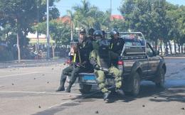Mật danh KT-17: Kon Tum diễn tập phòng, chống bạo loạn và chống khủng bố
