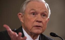 Bộ trưởng Tư pháp Mỹ Jeff Sessions bị tố bí mật gặp đại sứ Nga 2 lần khi Trump tranh cử