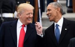 """Hé lộ 4 lời nhắn nhủ của ông Obama trong """"thư cuối"""" gửi ông Trump nhân Ngày nhậm chức"""
