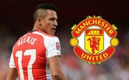 Cổ động viên Man Utd ủng hộ Mourinho mua Sanchez