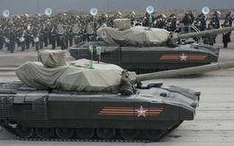 Nga sẽ phát triển đạn hạt nhân cho xe tăng chiến đấu chủ lực T-14