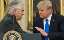 """Nếu Ngoại trưởng Tillerson """"ra đi"""", Triều Tiên và Iran sẽ càng phải dè chừng Nhà Trắng?"""