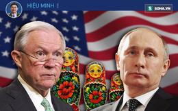 Búp bê matryoshka trong túi Putin và số phận Bộ trưởng Tư pháp Mỹ Jeff Sessions