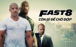 Fast & Furious 8:  Không có Paul, vậy còn gì đáng chờ?