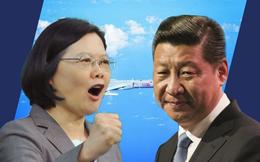 """Tướng Đài Loan: Quân đội Đài Loan có khả năng tiêu diệt """"từng tầng từng lớp"""" quân TQ"""