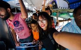 """28 tuổi, cô gái Sài Thành không vội lấy chồng, quyết định nghỉ việc rồi...""""đi bụi"""""""