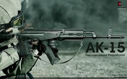 Quân đội Nga sắp chính thức trang bị súng AK-12 và AK-15