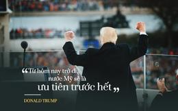 """Tình thế trớ trêu ở Trung Đông: """"Nước Mỹ trước tiên"""" của Trump cản bước chân Washington"""