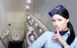"""Cựu tiếp viên hàng không tiết lộ chuyện """"tế nhị"""" trên các chuyến bay"""