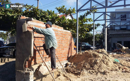 Cán bộ quận ủy ở Đà Nẵng xây quán cà phê không phép trên đất công