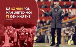 Với Mourinho, mọi con đường của Man United đều là ngõ cụt