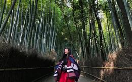 """Chuyến đi Nhật 40 triệu đồng đầy """"huyền ảo"""" của cô nàng đến từ Đà Nẵng"""