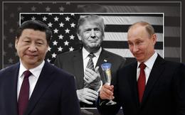 """Học giả TQ tự đắc: Sau vụ Mỹ tấn công Syria, Bắc Kinh chỉ ngồi không cũng có """"quà"""" của Putin"""