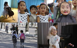 Cuộc sống đời thường của trẻ em Triều Tiên qua góc nhìn của nhiếp ảnh gia nước ngoài