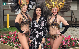 Bên lề SEA Games: Cuộc sống xa hoa, đáng mơ ước của Nữ hoàng tốc độ Vũ Thị Hương tại Australia