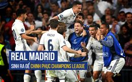 Sau tất cả, lịch sử đã chọn Real Madrid để trao chiến thắng