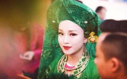 Dung nhan xinh đẹp của cô đồng trẻ nhất Hà Thành