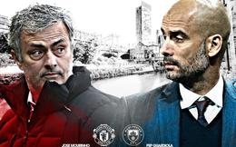 Giữa Mourinho và Pep Guardiola, chẳng còn gì ngoài thù hận ngút ngàn