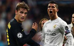 Antoine Griezmann: Muốn vươn lên đỉnh cao, phải học Ronaldo