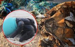 Cận cảnh hòn đảo được mệnh danh là nơi ô nhiễm nhất trên trái đất
