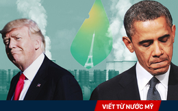 Ông Trump rút Mỹ khỏi Hiệp định khí hậu Paris là do sai lầm chiến lược của ông Obama