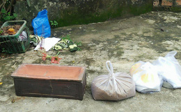 Đắk Nông: Phát hiện thi thể bé gái 5 tháng tuổi cuộn chăn bỏ ven đường
