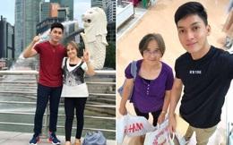 Ngừng giúp việc ở Hong Kong, người mẹ già nhận được món quà khiến 130 nghìn nguời cảm động