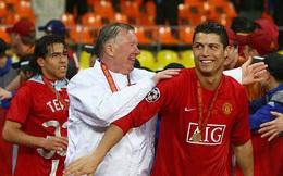 """Trước thềm chung kết Champions League, Ronaldo bỗng """"nhớ"""" Man United"""