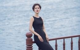 Quán quân Hương Ly diện váy mỏng gợi cảm