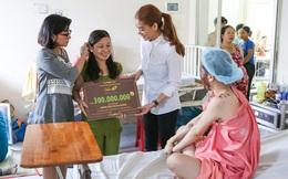 """Mẹ nữ sinh bị tạt axit tố Trương Ngọc Ánh """"quỵt"""" 300 triệu tiền từ thiện: Người trong cuộc lên tiếng"""
