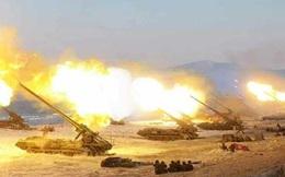 """""""Vụ tàu sân bay 'đi lạc' là đòn nghi binh, khiến QĐ Triều Tiên phơi mình dưới 300 quả tên lửa"""""""