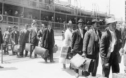 Lệnh hạn chế nhập cư của Trump đưa Mỹ về 100 năm trước