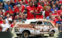 Man United tất tả lên đường với chiếc xe...