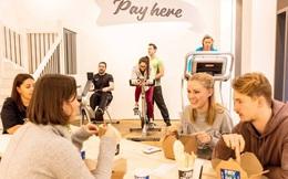 """Quán cà phê lạ yêu cầu khách hàng """"thanh toán"""" bằng mồ hôi chứ không nhận tiền mặt"""