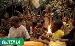 Chùm ảnh: Bên trong bộ lạc có đến 50% trẻ em không thể sống qua 5 tuổi ở châu Phi