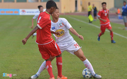 Thi đấu tệ hại, U19 HAGL gây thất vọng cùng cực trước Myanmar